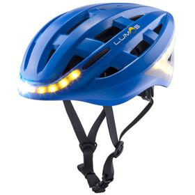 Lumos Kickstart Helmet, cobalt blue